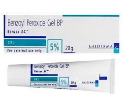 Benzac AC Gel 5% (1 tube)