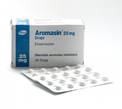 Aromasin 25 mg (30 pills)