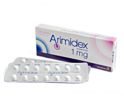 Arimidex 1 mg (28 pills)