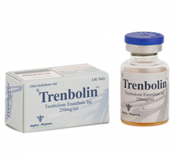 Trenbolin 250 mg (1 vial)