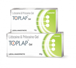 Toplap Gel 2.5% + 2.5% (1 tube)