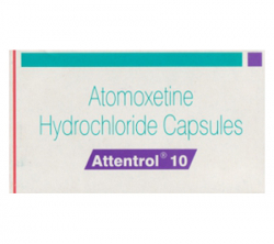 Attentrol 10 mg (10 pills)