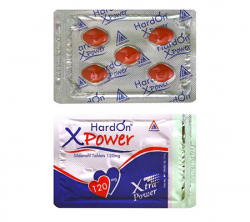Hardon X Power 120 mg (5 pills)