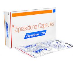 Zipsydon 20 mg (10 pills)