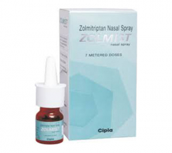 Zolmist Nasal Spray 5 mg (1 bottle)