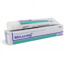 Melalong Cream 2.0%/0.01% (1 tube)
