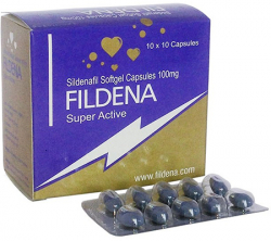 Fildena Super Active 100 mg (10 pills)