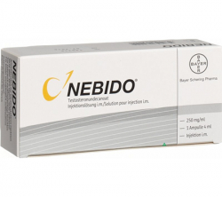 Nebido 250 mg (1 vial)