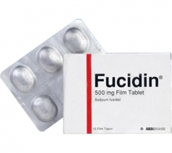 Fucidin 500 mg (15 pills)