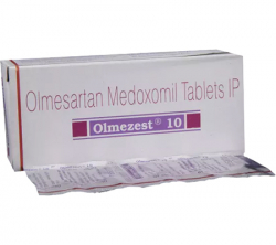 Olmezest 10 mg (10 pills)