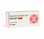 Zocor 10 mg (10 pills)