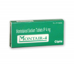 Montair 4 mg (15 pills)