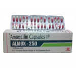 Almox 250 mg (10 pills)