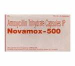 Novamox 500 mg (15 pills)