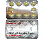 Malegra DXT 100 mg / 30 mg (10 pills)