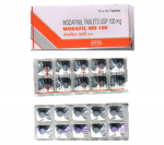 Modafil MD 100 mg (10 pills)