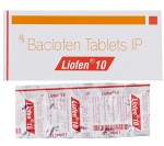 Liofen 10 mg (10 pills)