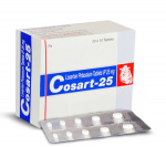 Cosart 25 mg (10 pills)