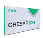 Cresar H 80 mg / 12.5 mg (10 pills)