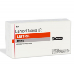 Listril 10 mg (15 pills)