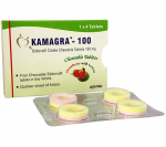 Kamagra Polo 100 mg (4 pills)