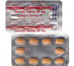 Tadagra Strong 40 mg (10 pills)