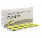 Tadapox 20/60 mg (10 pills)