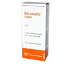 Betnovate Lotion 0.1% (1 bottle)