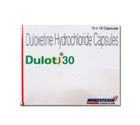 Dulot 30 mg (10 pills)