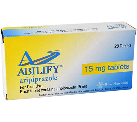 Abilify 15 mg (28 pills)
