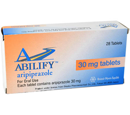 Abilify 30 mg (28 pills)